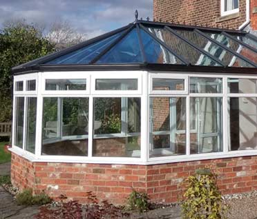 Panoramic Windows - Conservatory